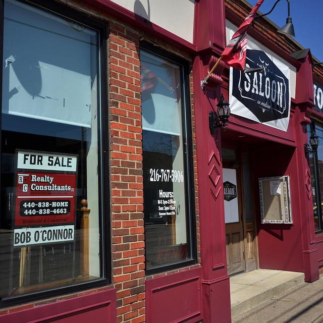 Saloon on Madison Closed For Sale NoCountryForSullivans