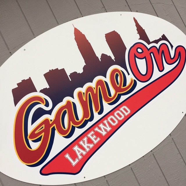 Game On Lakewood Grand Opening March 25th in former StacheJohnnyhellip