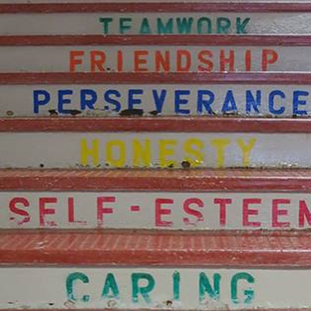 Roosevelt Elementary Steps lkwdroosevelt