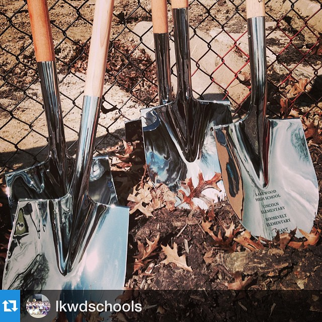 Repost lkwdschools with repostappReady for the LkwdGrant groundbreaking!