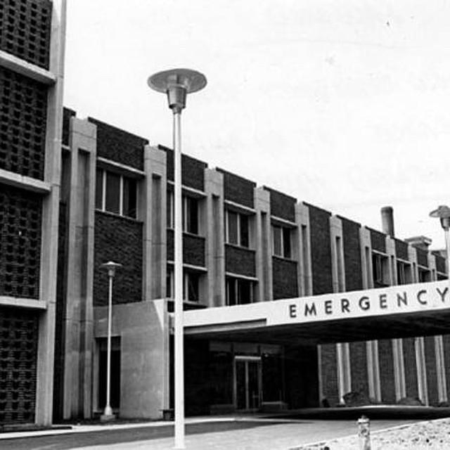 tbt Emergency room entrance on Lakewood Hospitals new 4 millionhellip