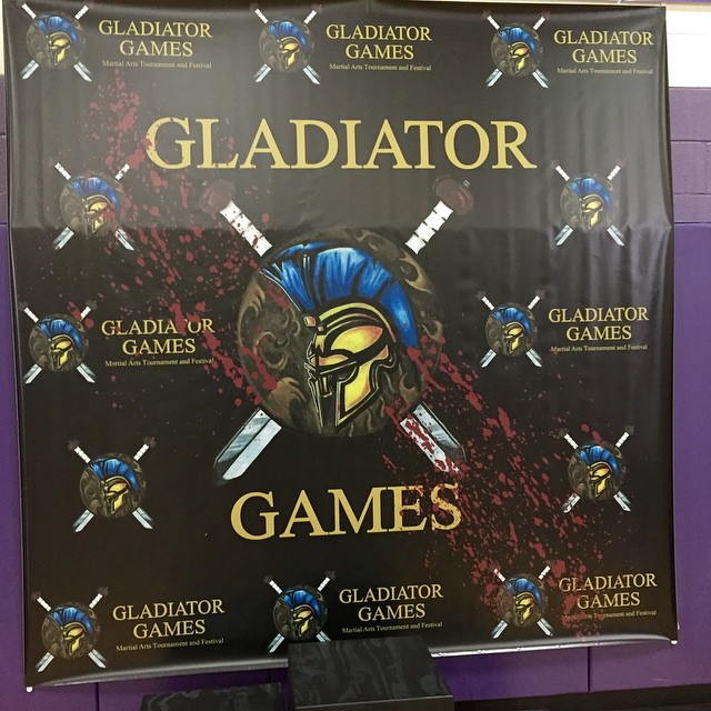 Gladiator Games Martial Arts Tournament
