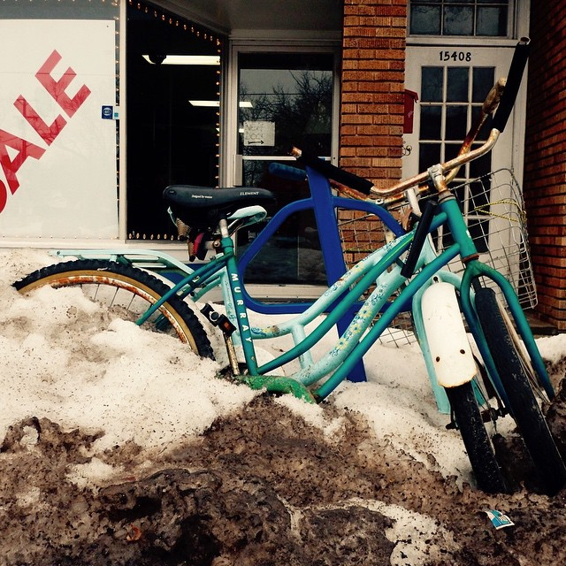 Snow Bikes BikeLKWD MadisonAve LakewoodOH