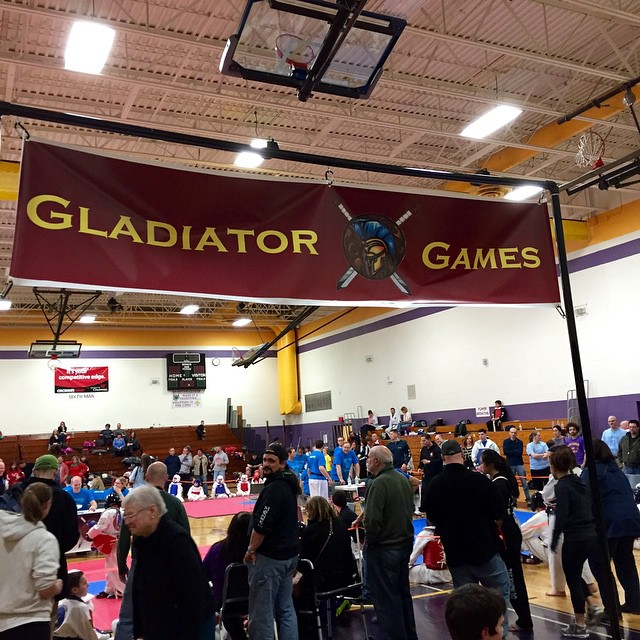 Gladiator Games Martial Arts Tournament Hosted by Lakewoods Fuzion Martialhellip