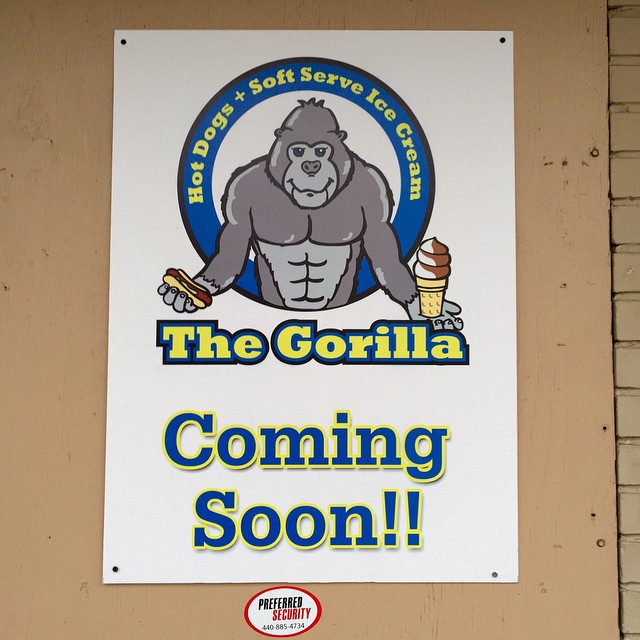 The Gorilla new restaurant coming to Birdtown in old Sugarhellip