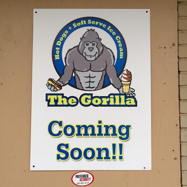The Gorilla new restaurant coming to Birdtown in old Sugarhellip