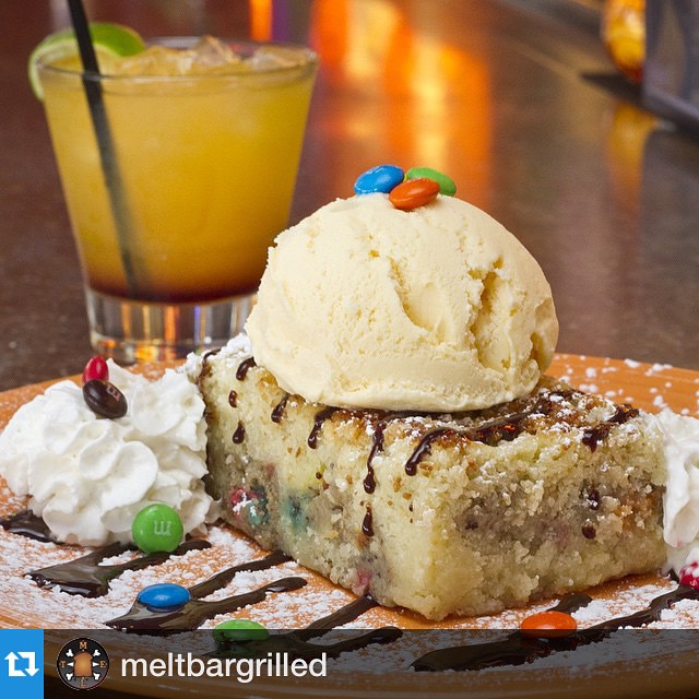 Repost meltbargrilled with repostappCome grab some MampM Cookie Dough Breadhellip