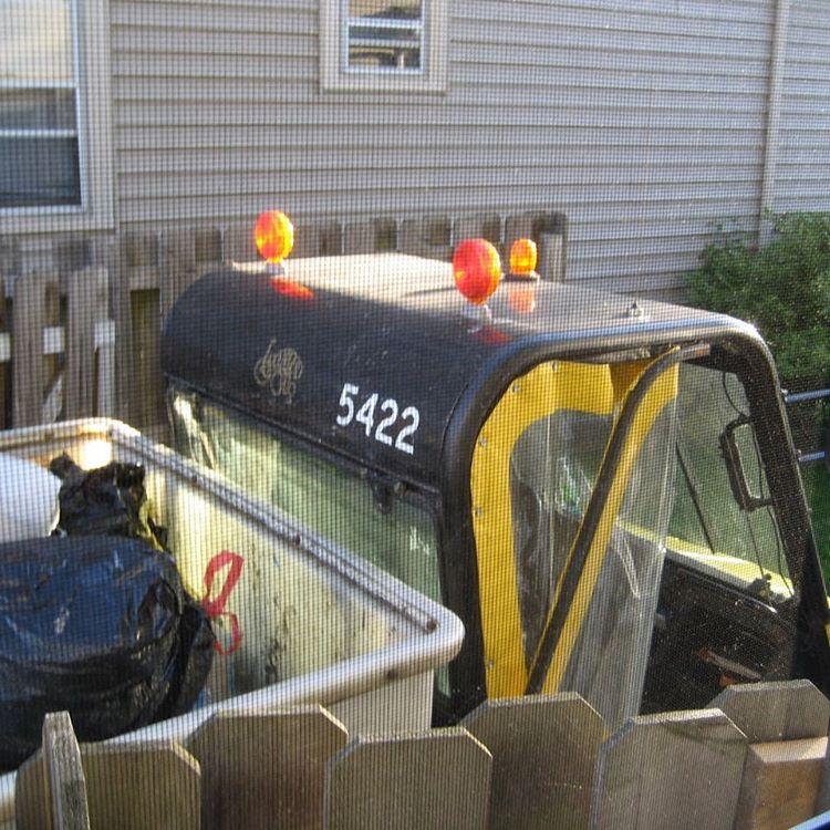 tbt backyard trash pickup in lakewood