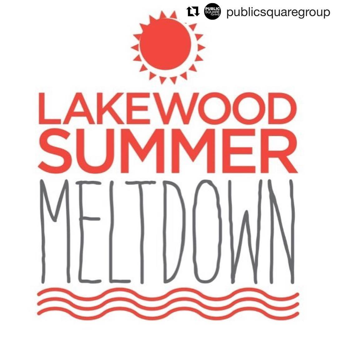 Repost publicsquaregroup  Well be at the annual Lakewood Summerhellip