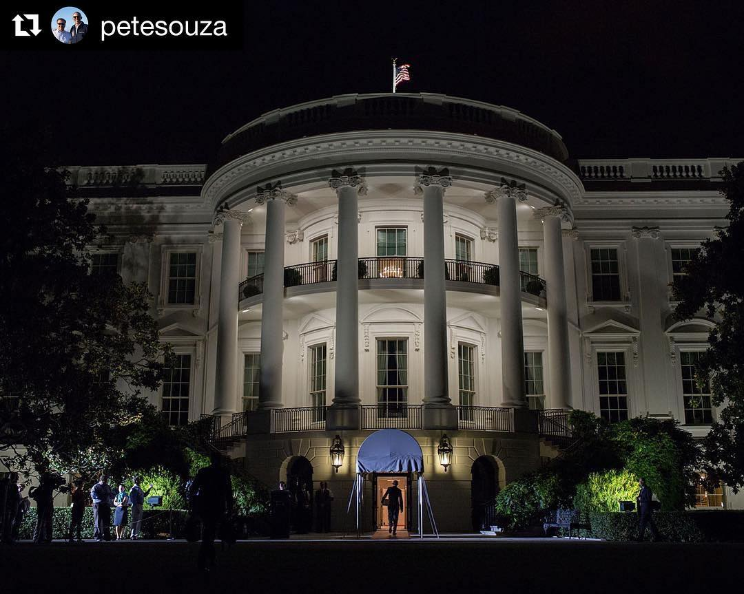 Repost petesouza  Despite what some say the White Househellip