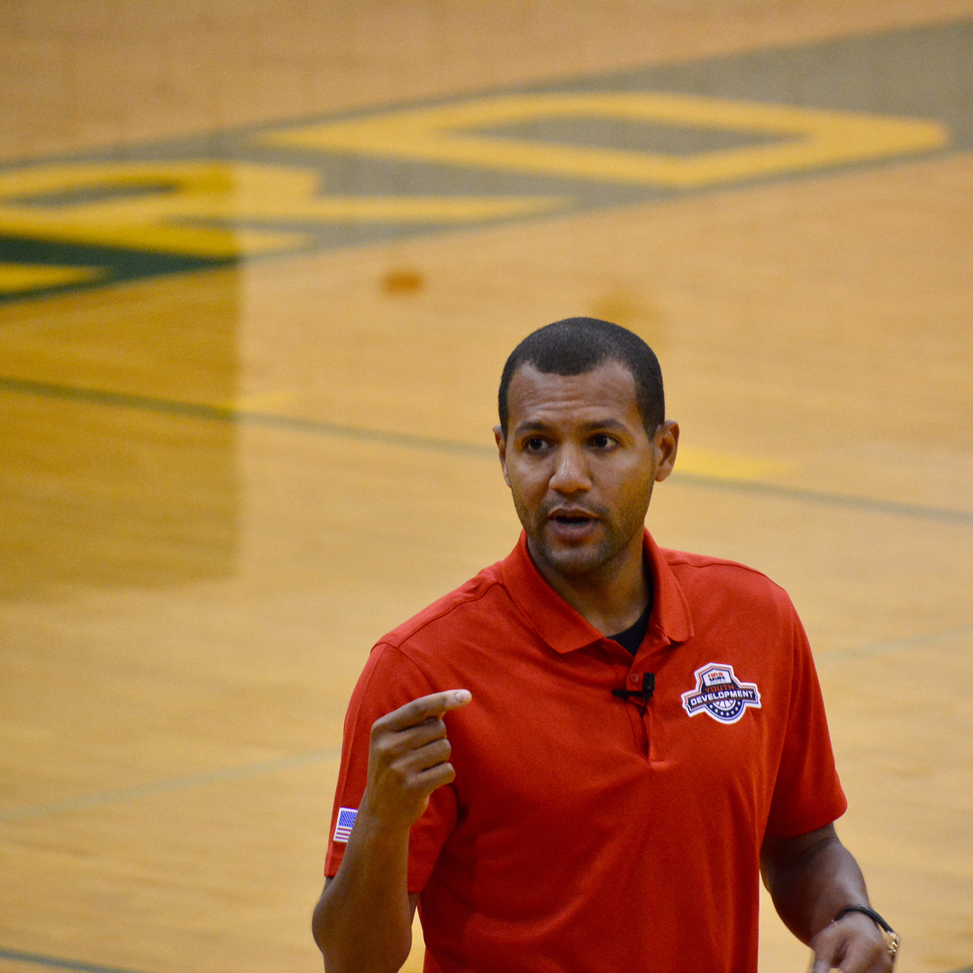 cavs GM Koby Altman tells usabasketball coaches clinic that hehellip