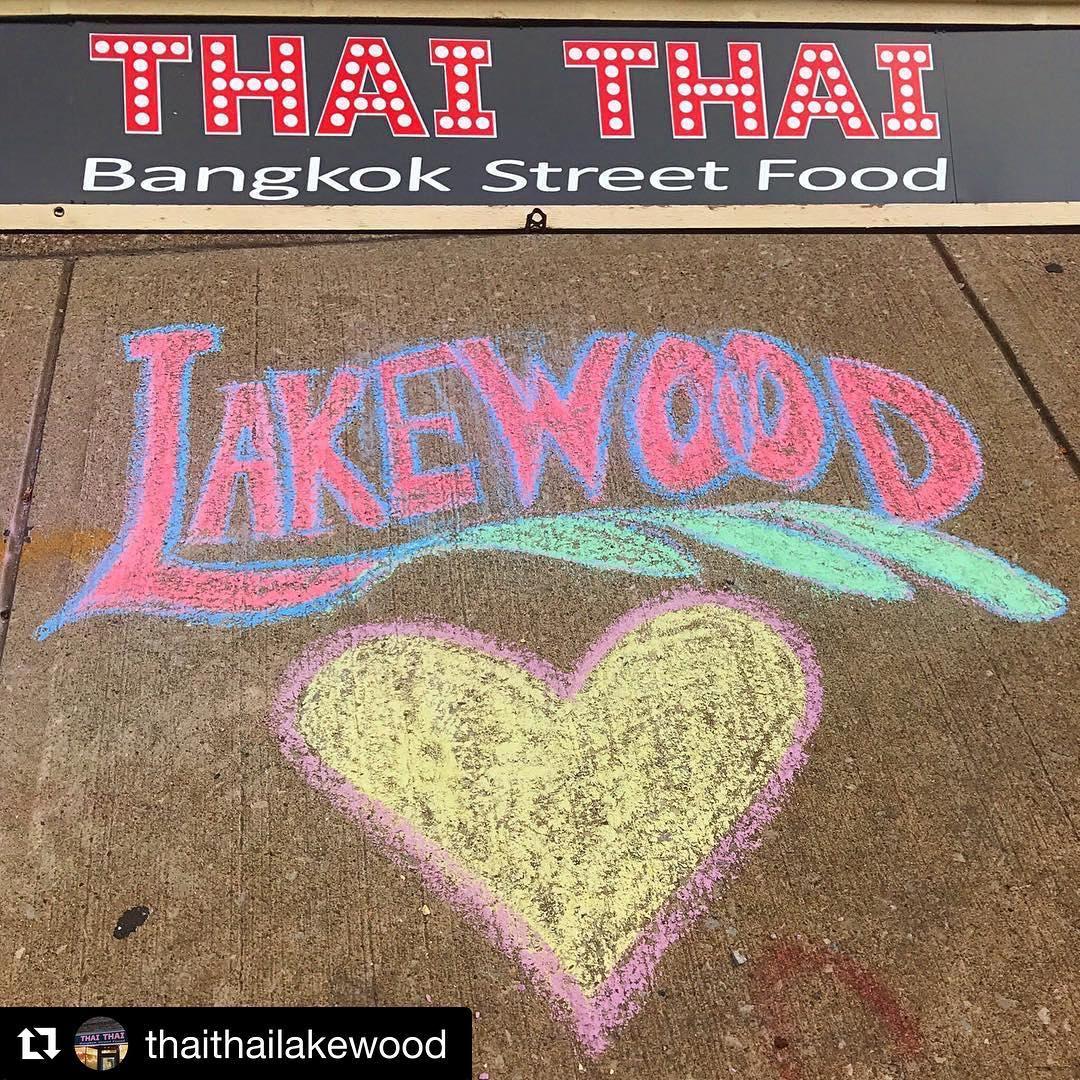 Repost thaithailakewood  Lakewood  1lkwd lakewood ohio More Lovehellip