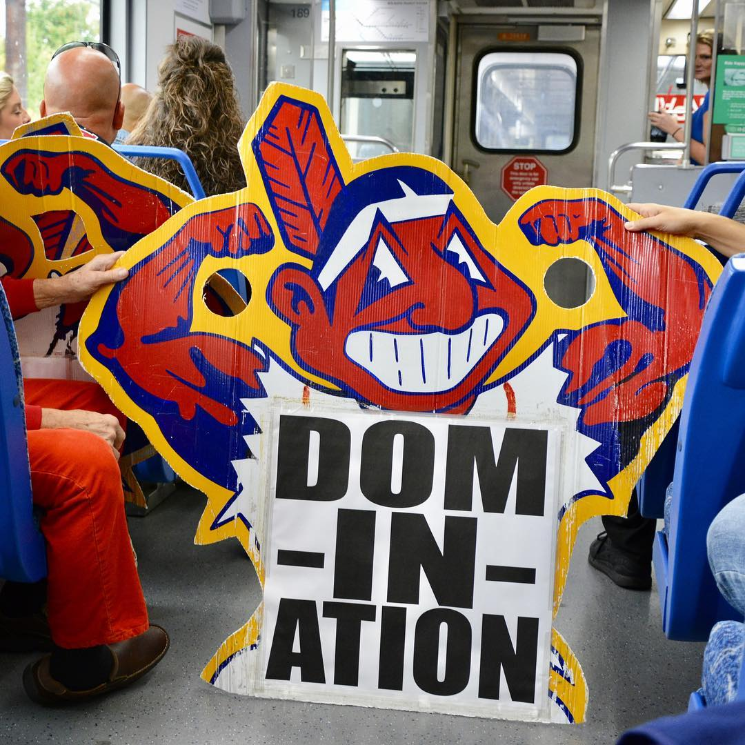 22 IN A ROW! rolltribe indians domination magicnumberis3