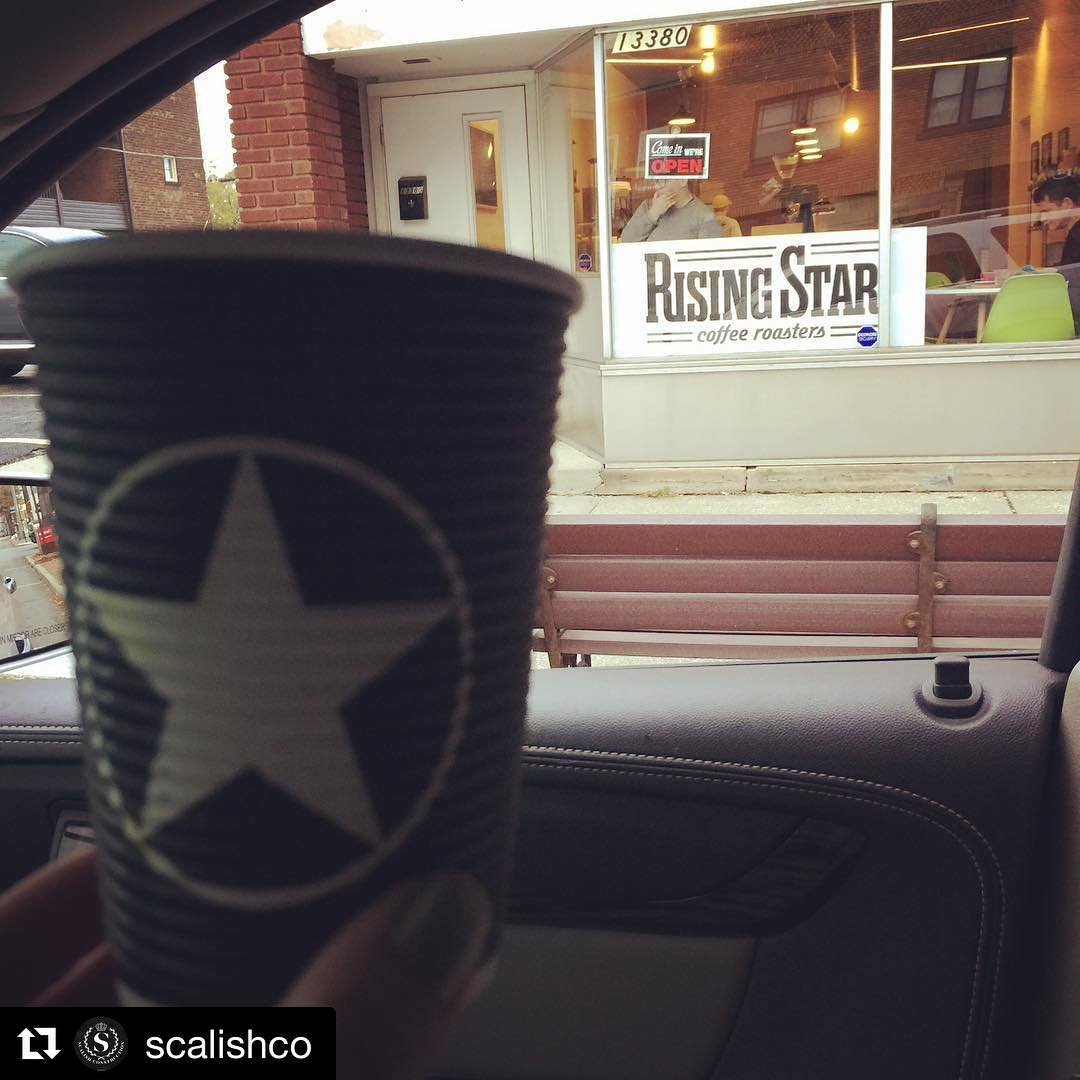 Repost scalishco  Good morning Lakewoodnites risingstarcoffee is Open onhellip