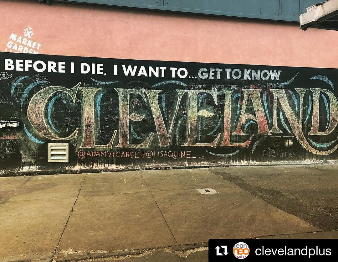 Repost clevelandplus  tuesdaytip  get out and explore thehellip